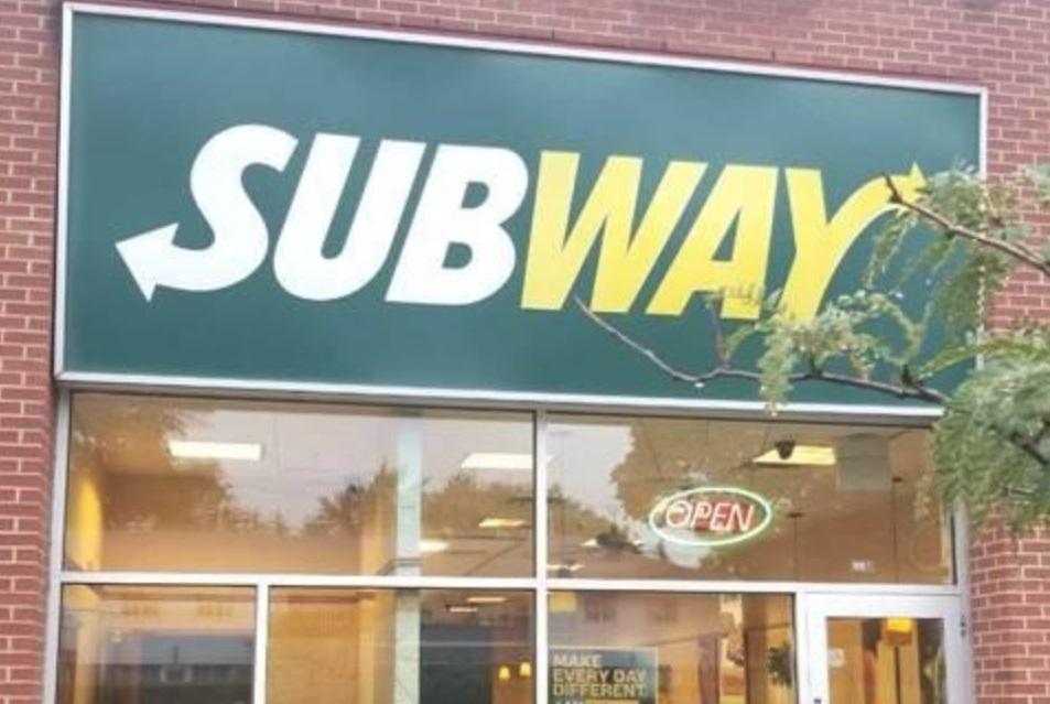 subway owen sound